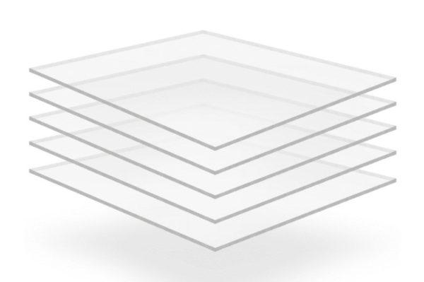 Sklo Číre 3 mm   VHprodukt