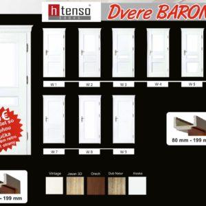 Interiérové dvere BARON | VHprodukt