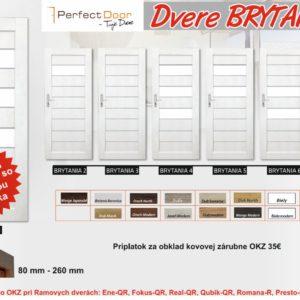 Interiérové dvere BRYTANIA | VHprodukt