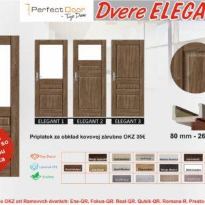 Interiérové dvere ELEGANT | VHprodukt