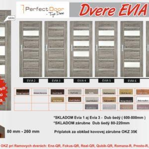 Interiérové dvere EVIA | VHprodukt