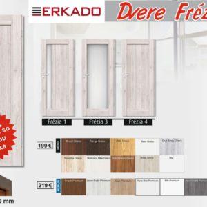 Interiérové dvere FRÉZIA | VHprodukt