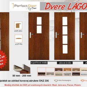 Interiérové dvere LAGO | VHprodukt