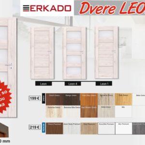 Interiérové dvere LEON | VHprodukt