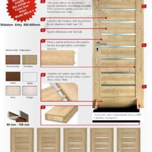 Interiérové dvere MELA | VHprodukt
