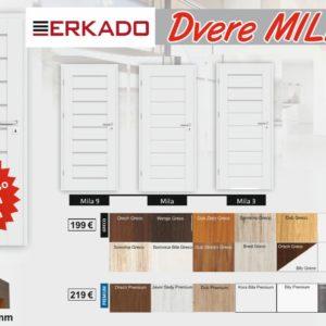 Interiérové dvere MILLA | VHprodukt