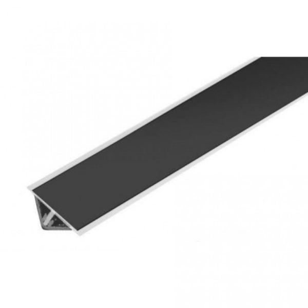 Tesniaca lišta, L20 čierna   VHprodukt
