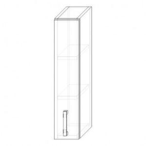63. H15 – skrinka horná 1-dverová 150