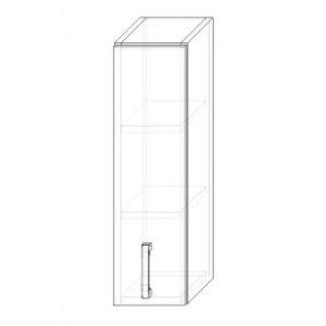 64. H20 – skrinka horná 1-dverová 200