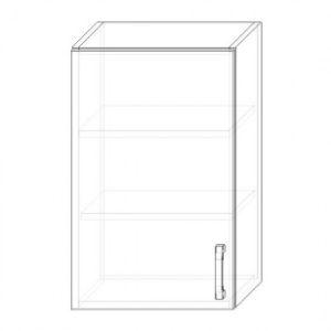69. H45 – skrinka horná 1-dverová 450 P+Ľ